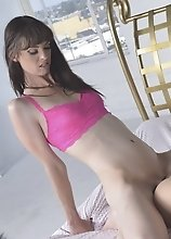 Horny Mandy fucks a sweet chick