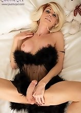 Joanna Jet - Fluffy and Sheer