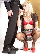 Shemale Cougar #4 - Casting Call